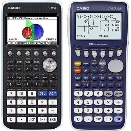 Immagine per la categoria Calcolatrici grafiche